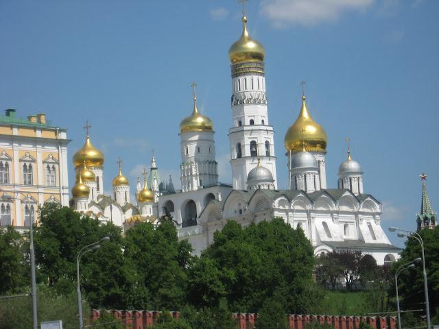 соборы кремля