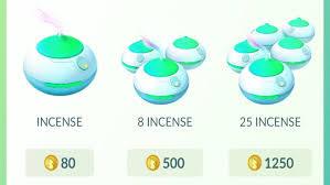 Trik Menggunakan Incense Di Pokemon Go