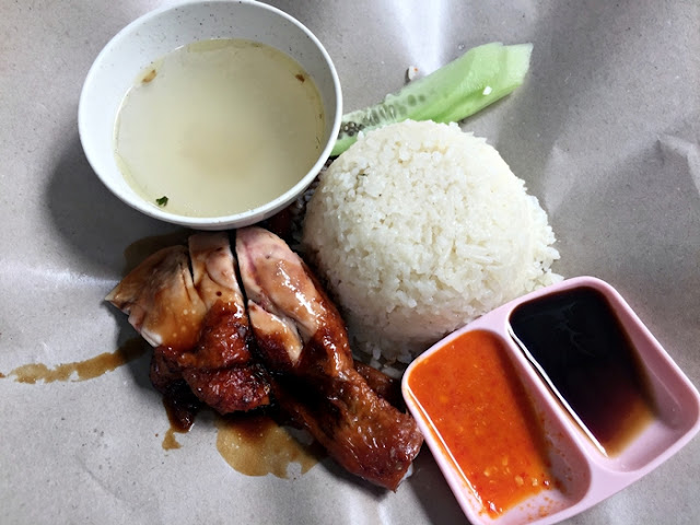 Nasi Ayam Mafia Chef Joe @ The Dangau, Sepang, Nasi Ayam Mafia, Chef Joe, Tempat Makan Menarik Sepang