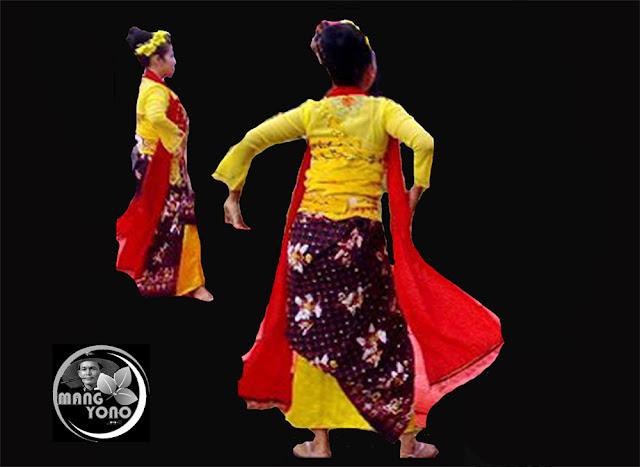 ILUSTRASI ; Seni DOMBRET, Kesenian dari Pantura, Subang, Jawa Barat
