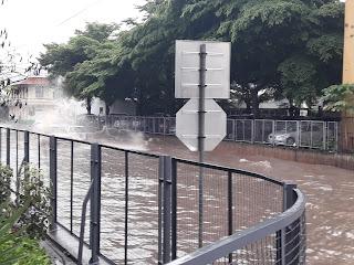 Kinshasa ma ville. Quand il pleut, je pleure