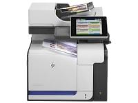 HP LaserJet Enterprise 500 color MFP M575dn Baixar driver Windows, Mac, Linux