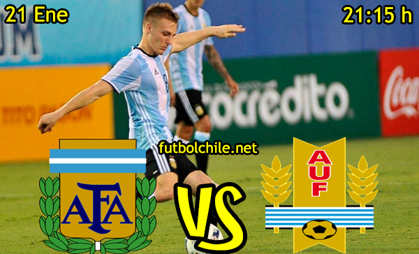 Ver stream hd youtube facebook movil android ios iphone table ipad windows mac linux resultado en vivo, online: Argentina vs Uruguay