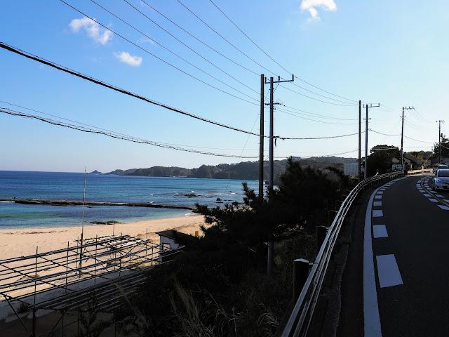 国道135号 下田 白浜