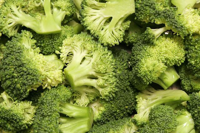 Broccoli anti cancer