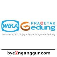 Lowongan Kerja PT Wika Pracetak Gedung 2019