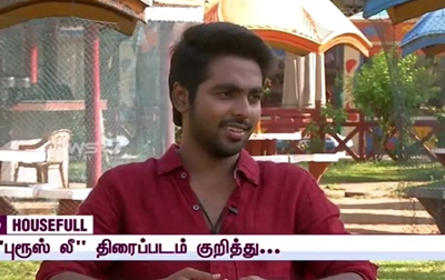 If i get a chance in Hollywood i will choose Emma Watson as my heroine : GV Prakash Kumar