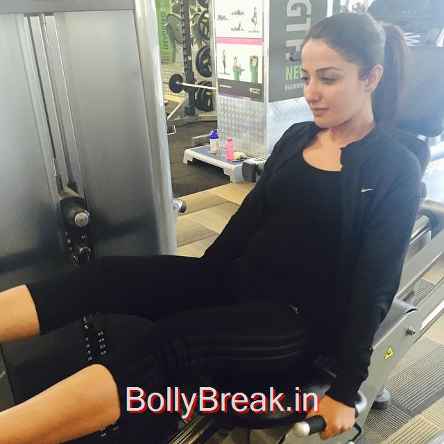 💪💪💪, Sonia Mann Hot Pics From Real Life