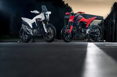 2019 Honda CB125M & CB125X