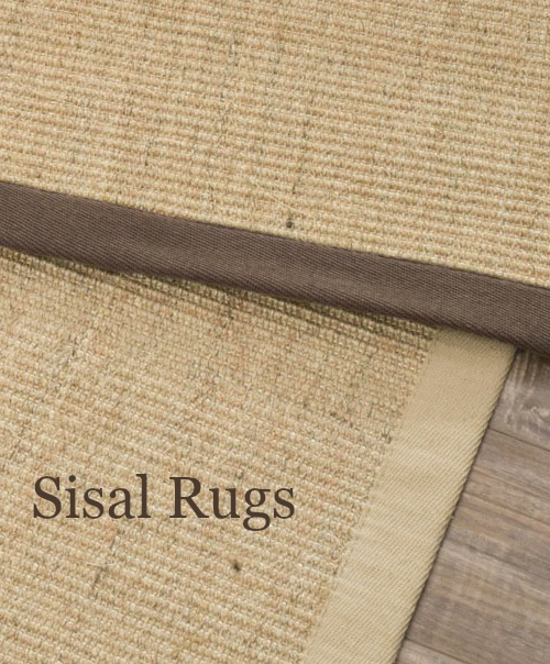 Sisal Rugs with Borders