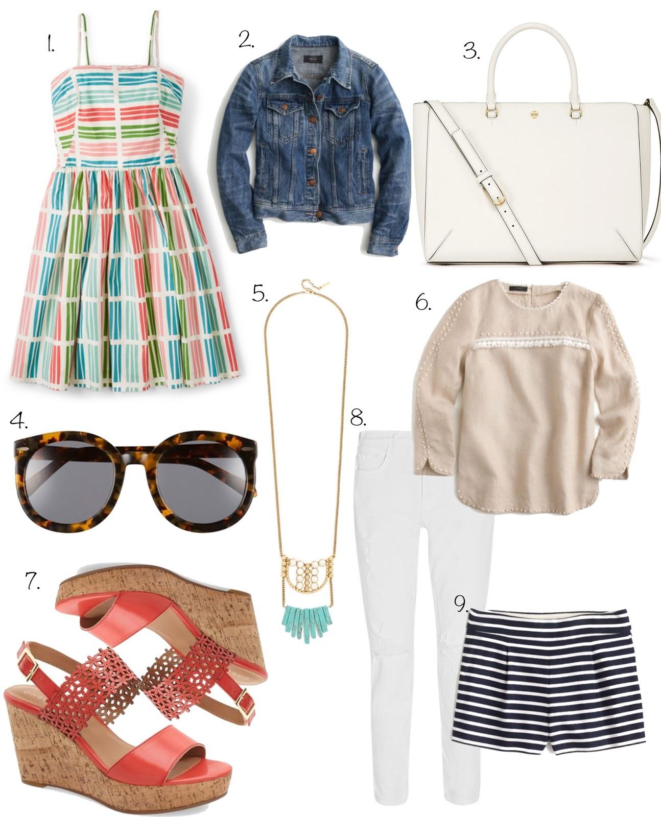 762d3f7e1b9d Fashion Friday  WARDROBE ESSENTIALS FOR SPRING   SUMMER - The ...