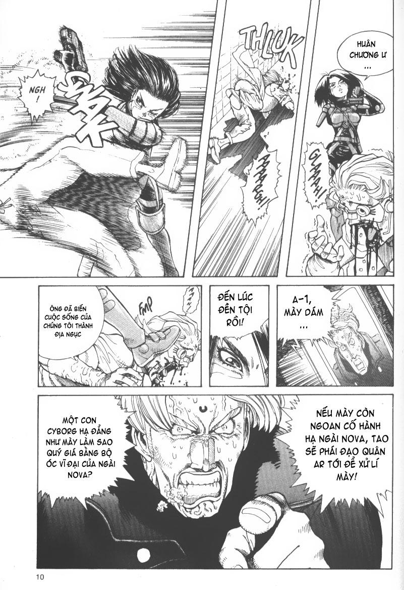 Battle Angel Alita chapter 48 trang 9
