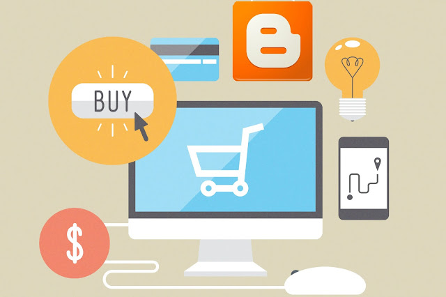 How to Make an Ecommerce Online Store Website on Blogger/Blogspot With All Features?