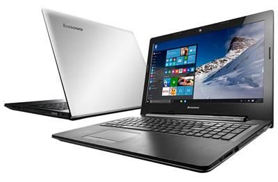 Lenovo G50-80 com tela de 15,6 polegadas e resolução de 1366x768 pixels e alto-falantes (2x1.5W) com certificação Dolby Advanced Audio