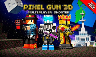 Pixel Gun 3d Mod Apk Unlimited Coins And Gems Download Free For Android