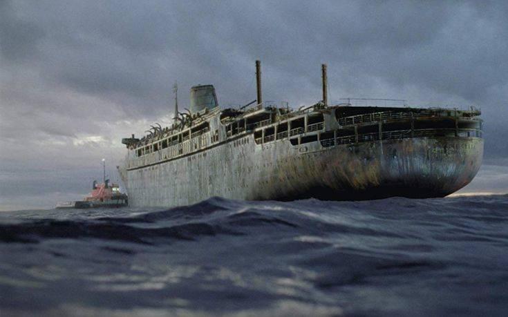 Ιαπωνία:Πλοίο-φάντασμα με κομμένα κεφάλια και σκελετούς βρέθηκε στις ακτές νησιού
