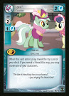 My Little Pony Lyra, Caroller Defenders of Equestria CCG Card