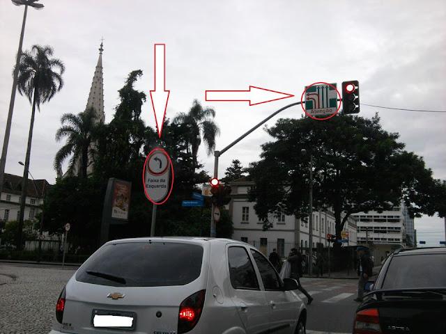 Curitiba cria suas próprias leis de transito