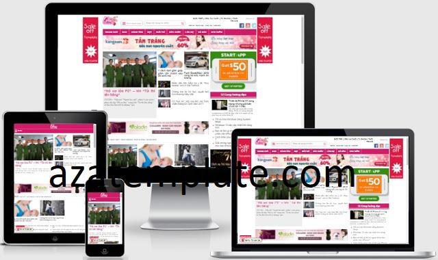 Template blogspot tin tức blogtamsu.vn