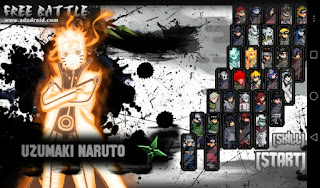 com mengucapkan banyak terimakasih untuk para modder yang telah berkontribusi dan berparti Download Naruto Senki Battle of Ninja v4 by Syarifad Apk (Event  2018)