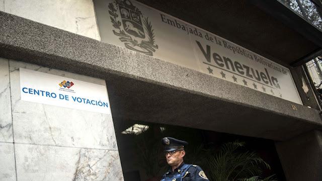 """""""Hackean"""" embajadas venezolanas en México, Argentina, Rusia y otros países para 'reconocer' a Guaidó"""