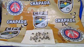 Cipe Chapada prende traficante
