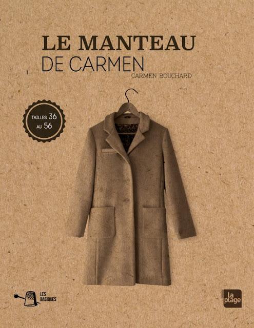 Le Manteau de Carmen Couverture