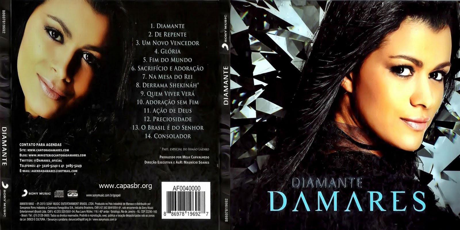 cd da damares diamantes