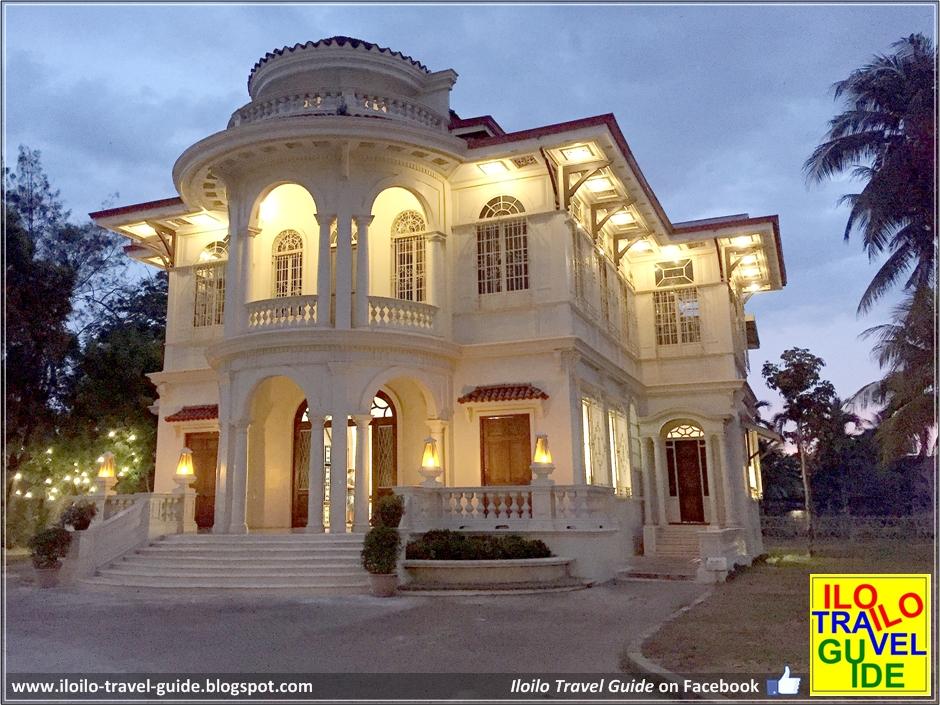 The Molo Mansion Iloilo The Heart Of The Philippines