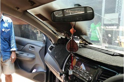 Ini Bahayanya Meninggalkan Ponsel di Mobil