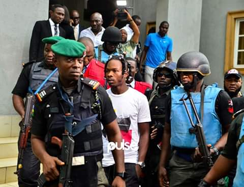 [Breaking] Naira Marley regains freedom from EFCC custody