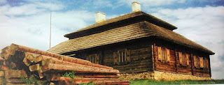 Dworek Kościuszków w Mereczowszczyźnie - obecnie terytorium Białorusi