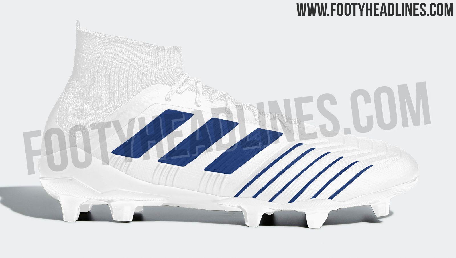 c18a0693b Incl. Next-Gen Copa   Predator - White Adidas 2019 Virtuso Pack ...