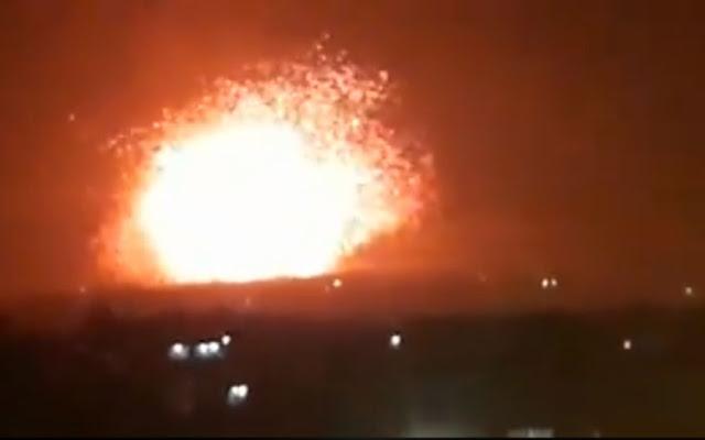 Izrael rakétákkal megtámadta Irán Szíriában lévő támaszpontjait