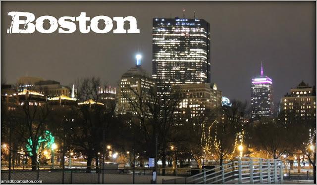 Boston Noche Vieja 2012