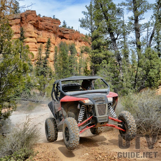 UTV Guide Blog | UTV Guide: Arctic Cat Wildcat Sport Preforms Well at Media Event near Bryce Canyon