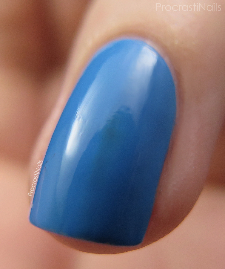 Macro of Reflecting Pool from the CND Vinylux Garden Muse Collection