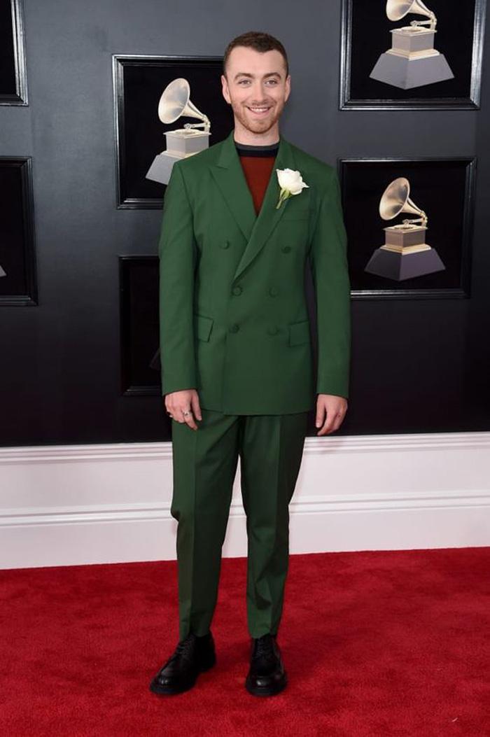 a79d28f575ff Looks masculinos do Grammy 2018 - Tem Meu Tamanho - Moda Plus Size ...