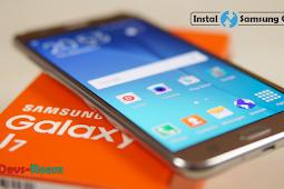 Cara Instal TWRP di Samsung Galaxy J7 SM-J700F