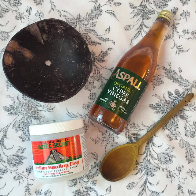 bentonite healing clay face mask essentials