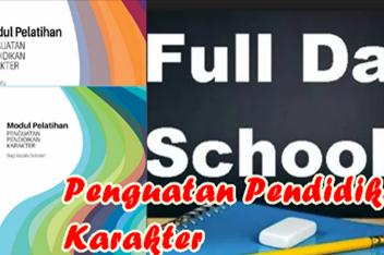 Download Modul Penguatan Pendidikan Karakter (PPK) untuk SD/SMP/SMA/SMK