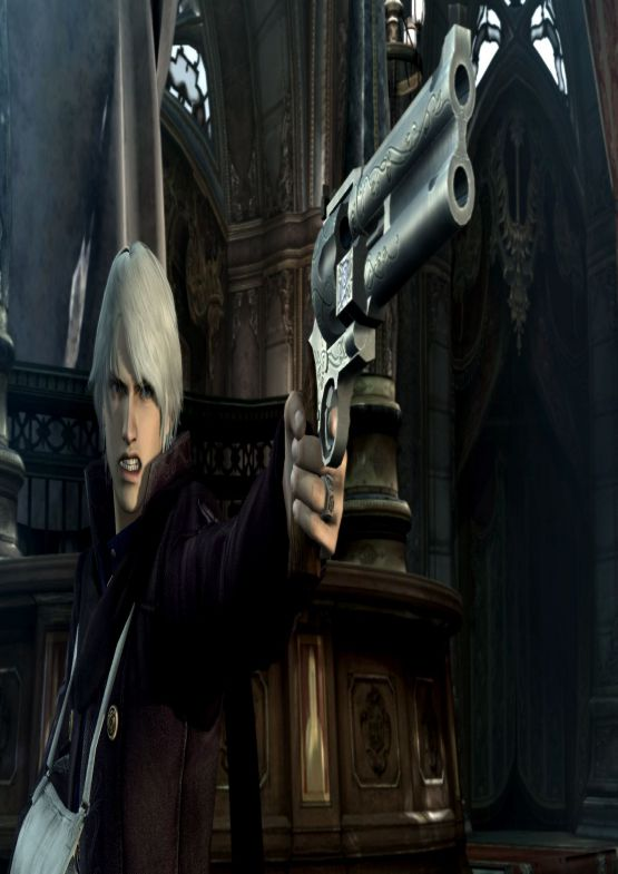 Download Devil May Cry 4 game for PC
