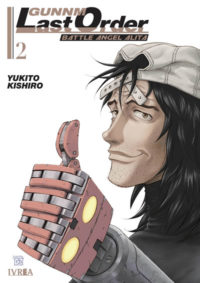GUNNM (Battle Angel Alita): LAST ORDER #2