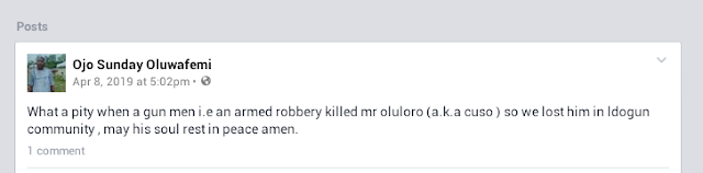 Friends, former students, classmates mourn Vice Principal killed in Ondo bank robbery a year to his retirement