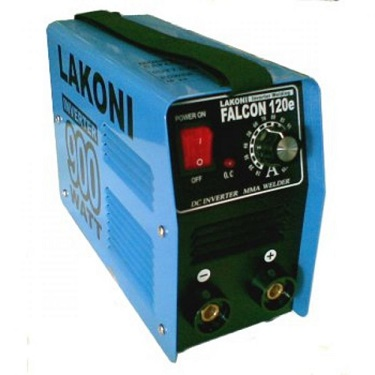 Harga Mesin Las Lakoni  Inverter Falcon 120e - Biru