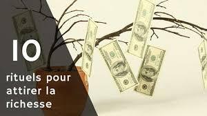 l'ordre d'exécution du rituel pour attirer l'argent et la prospérité avec le maître WADEDJI  dans affection 00000