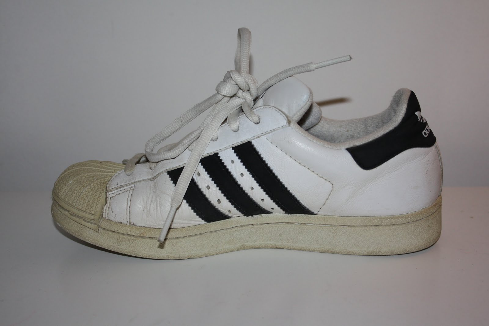 my vintage sneakers: Adidas Superstar (2004)