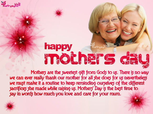 #50+ Mother's Day Text Messages - Mothers Day Messages From Daughter