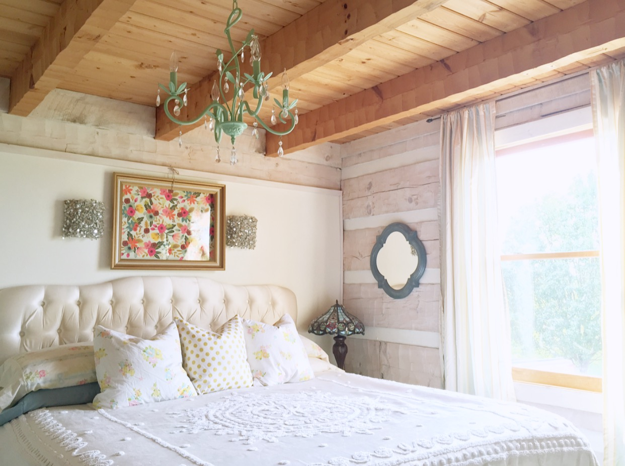 Hood Creek Log Cabin Log Home Tour Series Kelsey 39 S Cabin