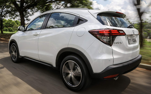 Honda HR-V Touring 2020: vendas iniciadas a R$ 139.900